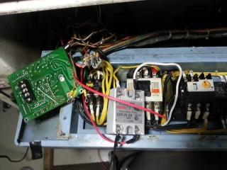 スクリューコンプレッサー修理